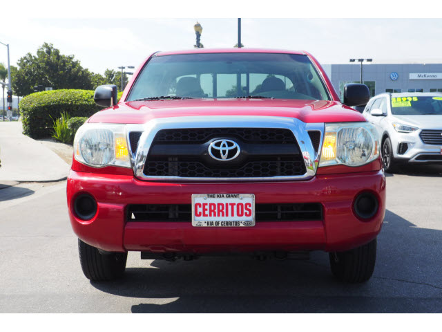 Pre Owned 2011 Toyota Tacoma Base 4x2 Base 4dr Access Cab 61 Ft Sb